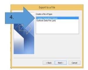 ExportCSV4