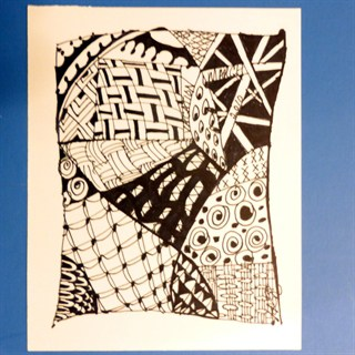 Exploring the Zentangle®