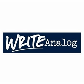 Complement Thursday debuts with WriteAnalog.com