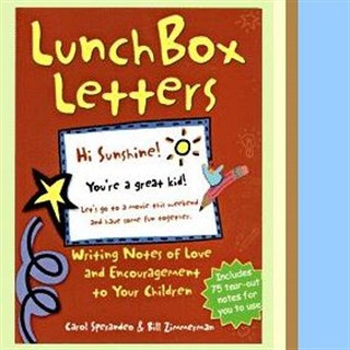 Back to School (& Lunch Box Letters)