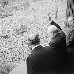 Remembering 70th Anniversary of VE Day …