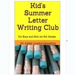 """Kid's Summer Letter Writing Club"""