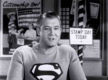 """Stamp Day for Superman"" (1954)"