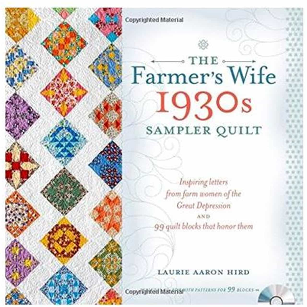 'The Farmer's Wife 1930s Sampler Quilt: Inspiring Letters …'