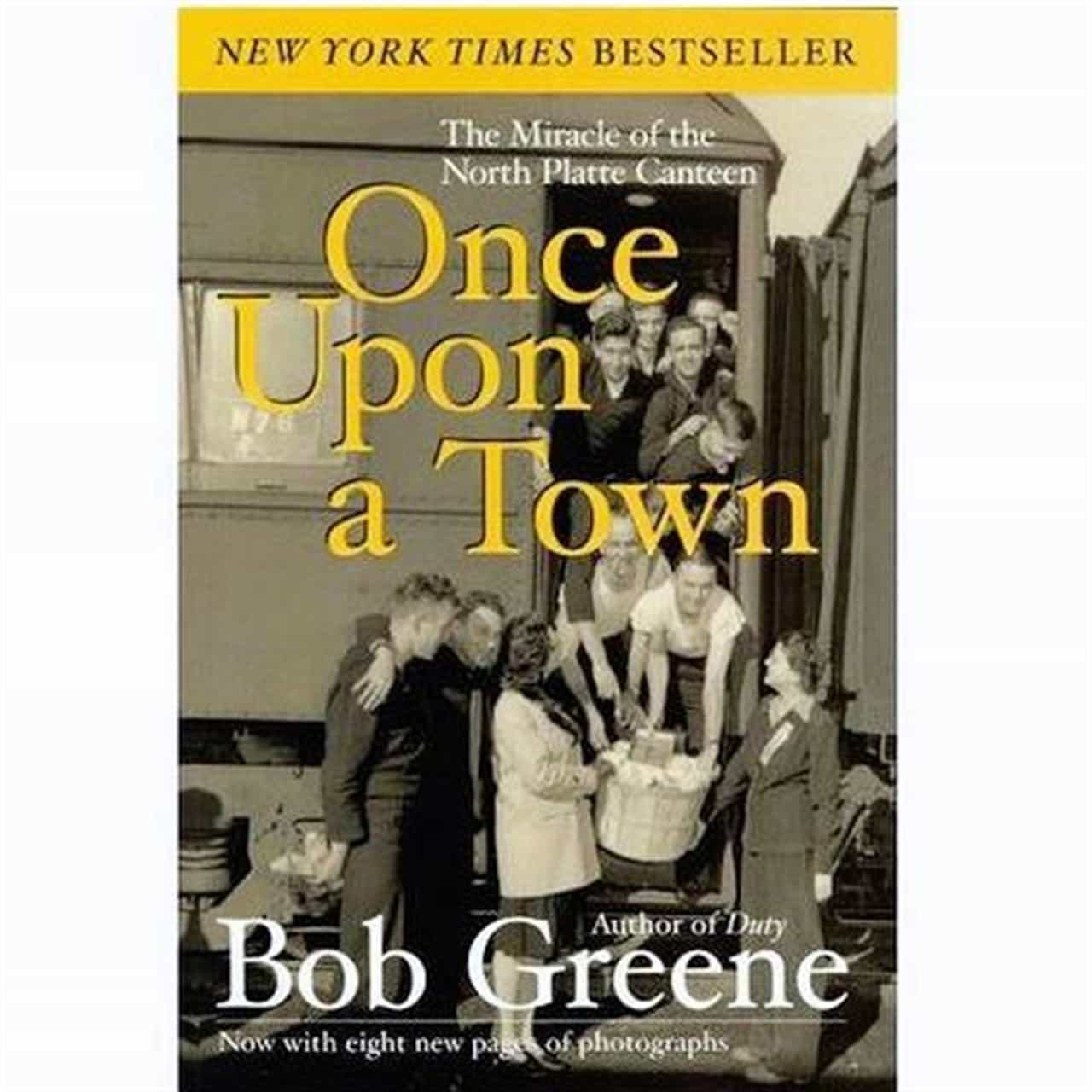 """Once Upon a Town: The Miracle of the North Platte Canteen"" (book)"
