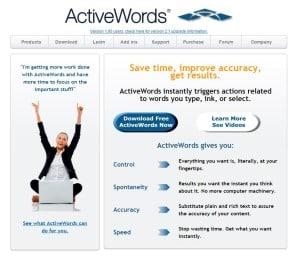 ActiveWordsHomePage
