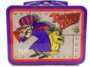 Muttley & Dick Dastardly Mini Lunchbox Hanna-Barbera Wacky Racers