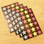 Sending gold star and other praiseworthy notes