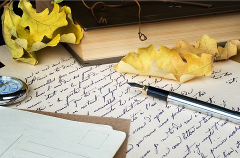 Recent articles praising Letter Writing