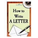 """""""How to Write a Letter"""" (book by Scribendi.com)"""