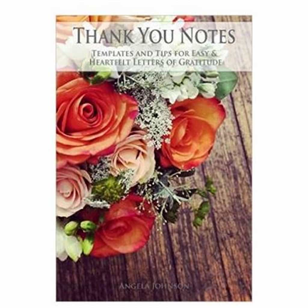 """Thank You Notes""  (ebook by Angela Johnson)"