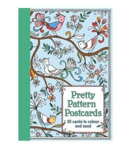 PrettyPatternPostcards