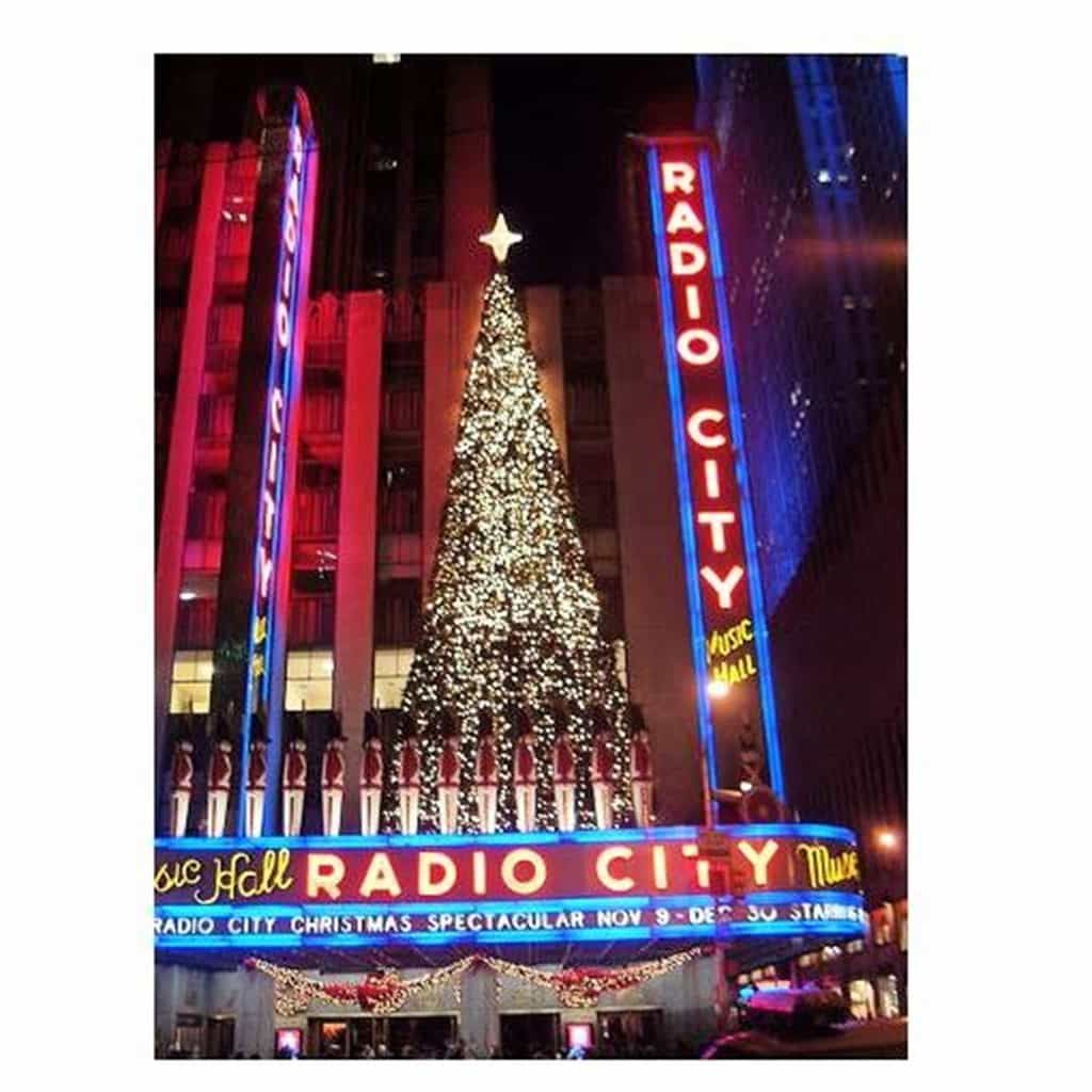 "Radio City Music Hall & ""Tomorrow"""