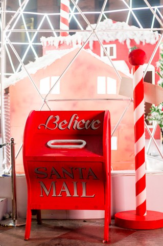 Santa Mail & Special Holiday Postmarks