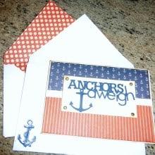 Making our own envelopes
