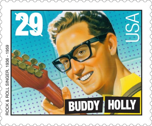 Buddy Holly Handwritten Letter