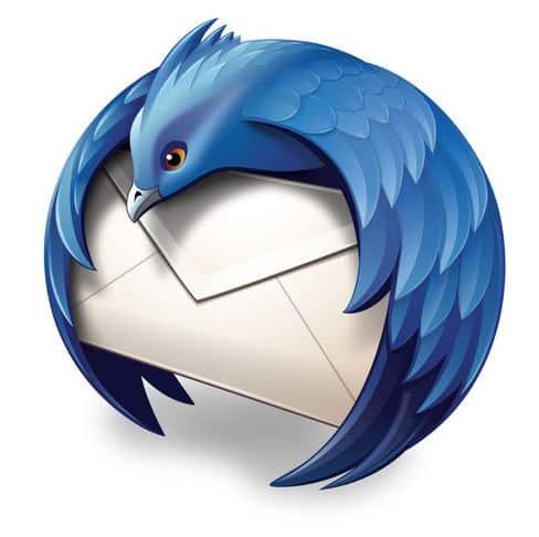 Thunderbird email by Mozilla