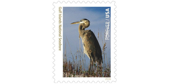 National Park Service Forever Stamps June 2016