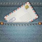 blue jeans forever letter