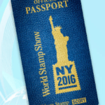 World Stamp Show-NY 2016 Passport