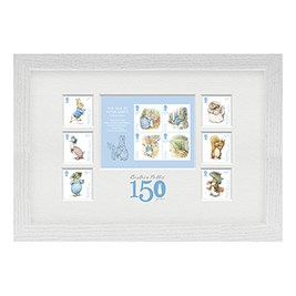 Beatrix Potter 150th Anniversary Special Stamps