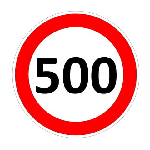 AnchoredScraps.com 500th Daily Blog Post Today