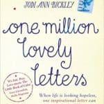 One Million Lovely Letters book by Jodi Ann Bickley
