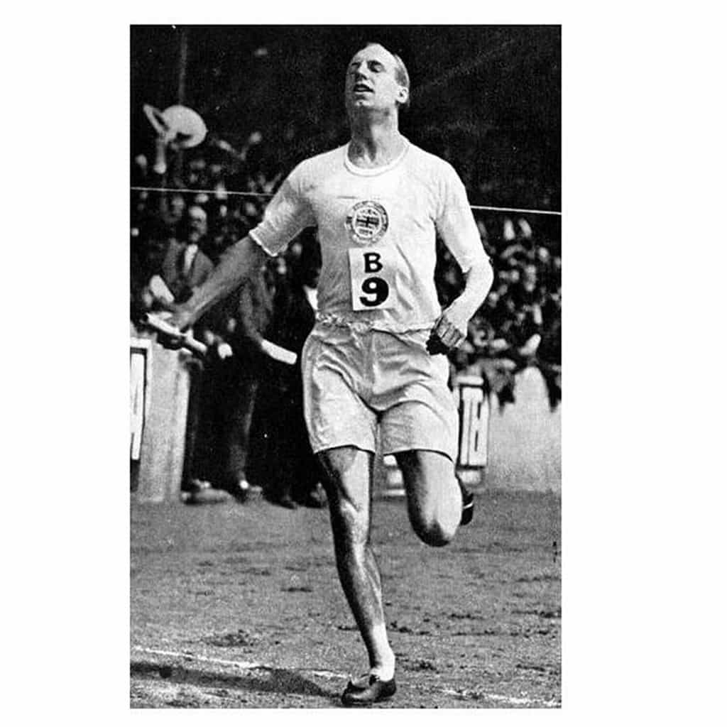 Olympian Eric Liddell Personal Correspondence