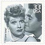 1999 I Love Lucy Commemorative Stamp