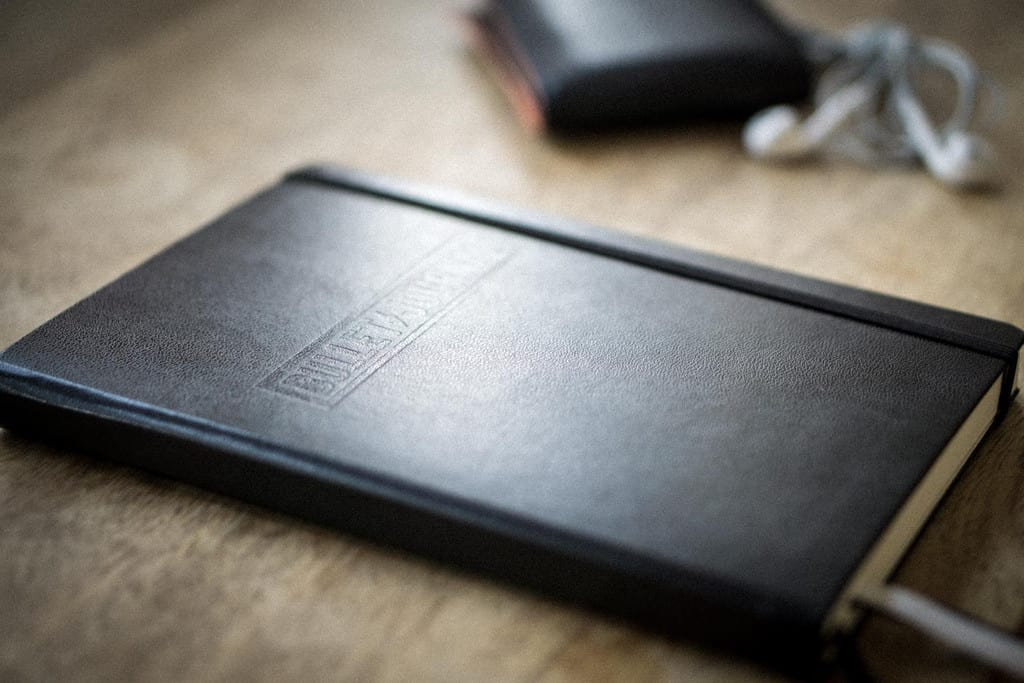 Bullet Journal – analog system for digital age