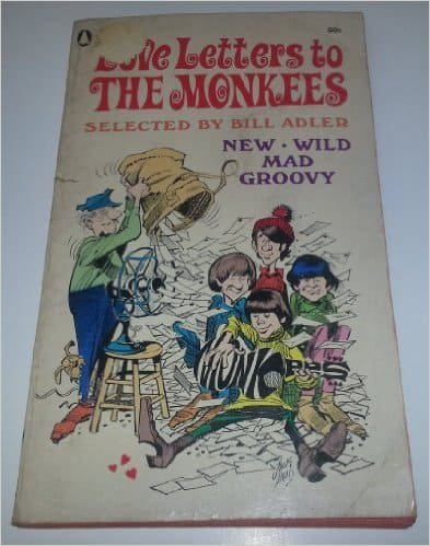 Love Letters to the Monkees book