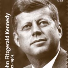 JFK Forever Stamp Presidents Day 2017