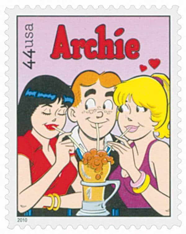 Archie Comics 75th Anniversary