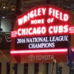Letter Writing Celebrating Chicago Cubs!