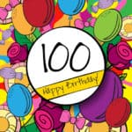 Participate in 100 cards for 100th birthday & LWA