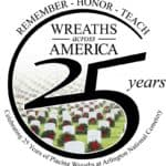 National Wreaths Across America Day 2016