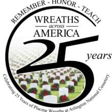 National Wreaths Across America Day 2016
