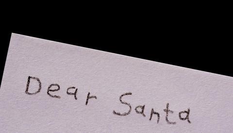 Letters from Santa program