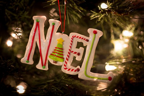 First Noel Letters Countdown begins