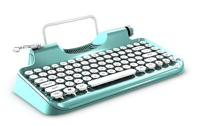 Vintage Steampunk Typewriter Keyboard