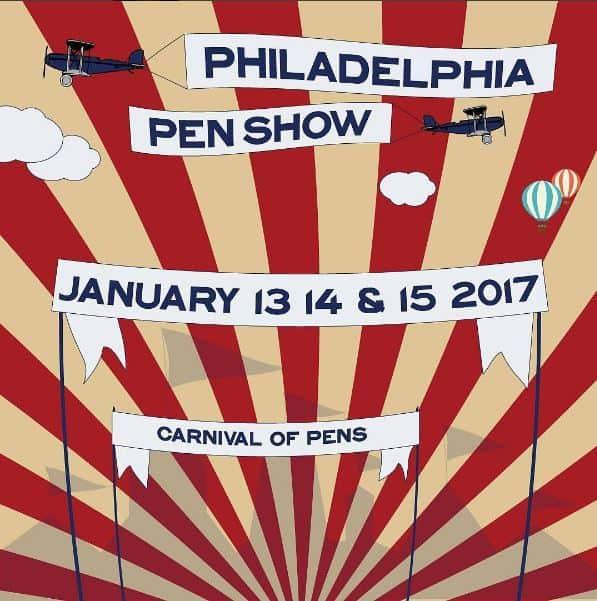 Philadelphia Pen Show 2017