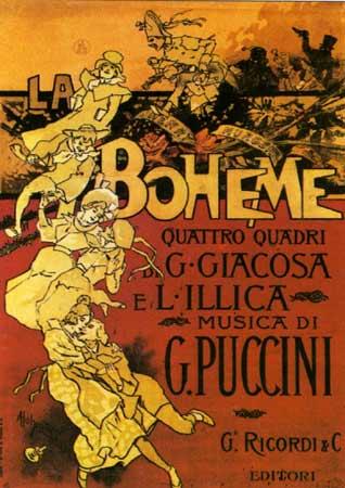 Puccini's Letters concerning La Bohème