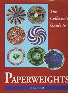 Collectors Guide to Paperweights book