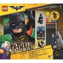 LEGO Batman Saturday Stationery Finds