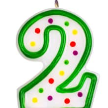 AnchoredScraps Second Year Blogging Daily Anniversary
