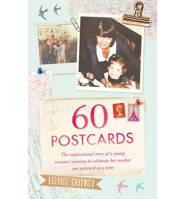 60 POSTCARDS Rachael Chadwick book