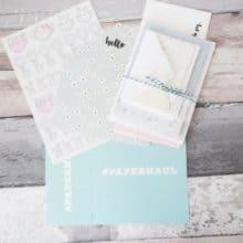 Crafty Creatives Stationery subscription box