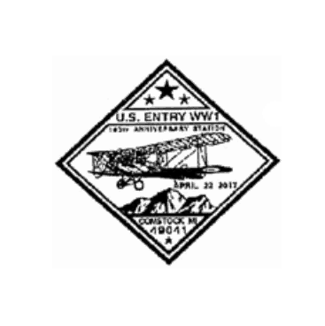 Linn's Stamp News – USPS 100th Anniversary US Entry WWI Pictorial Postmark Available