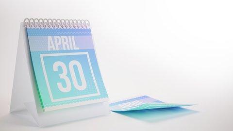 April 2017 AnchoredScraps Daily Blog Recap