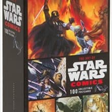 #StarWars40th & The Art of Star Wars Comics 100 Collectible Postcards